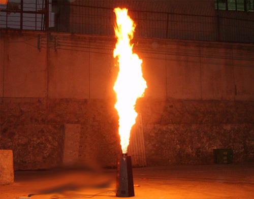 Генератор огня