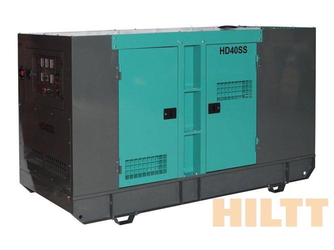 Электрогенератор 40 кВТ, аренда электрогенераторов