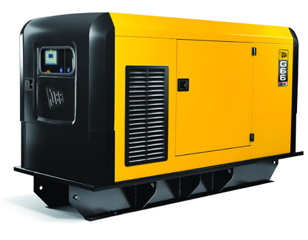 Электрогенератор мощностью 83 кВт