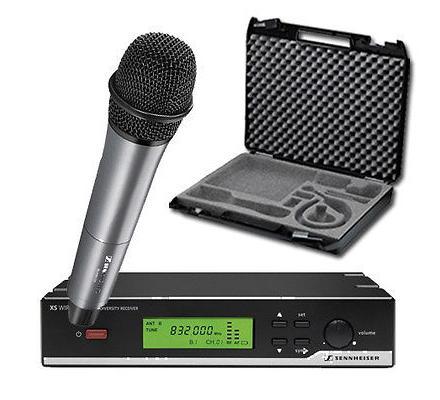 Радиомикрофон Sinhheiser