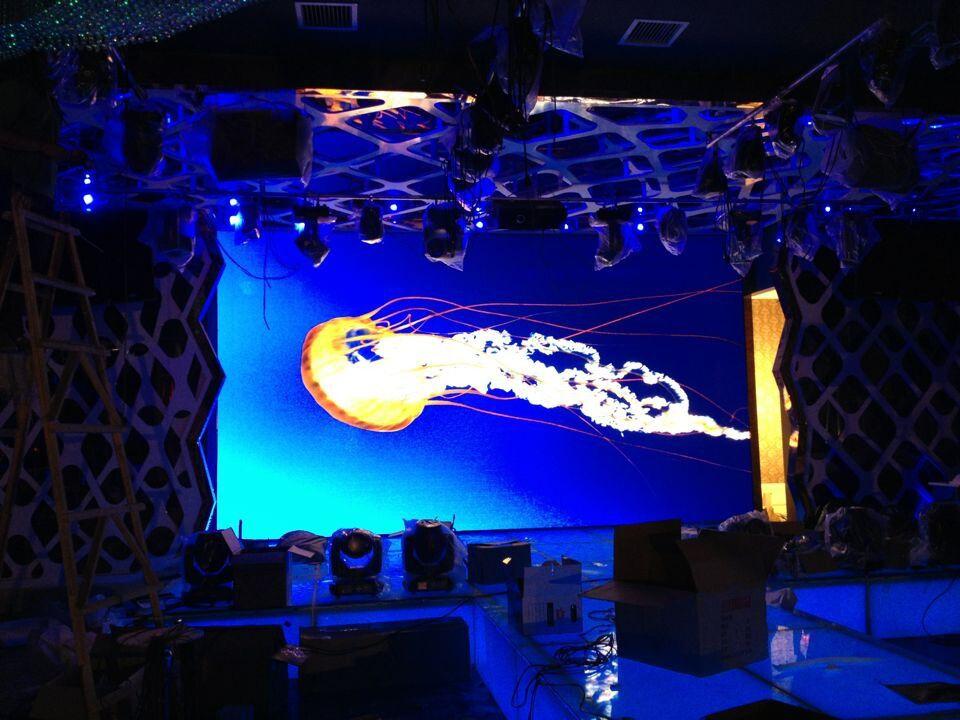 Прокат светодиодного экрана Волгоград