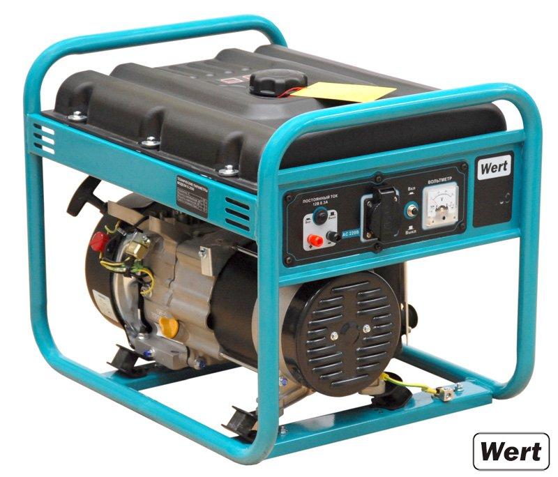 Электрогенератор 3 кВт для выездных мероприятий